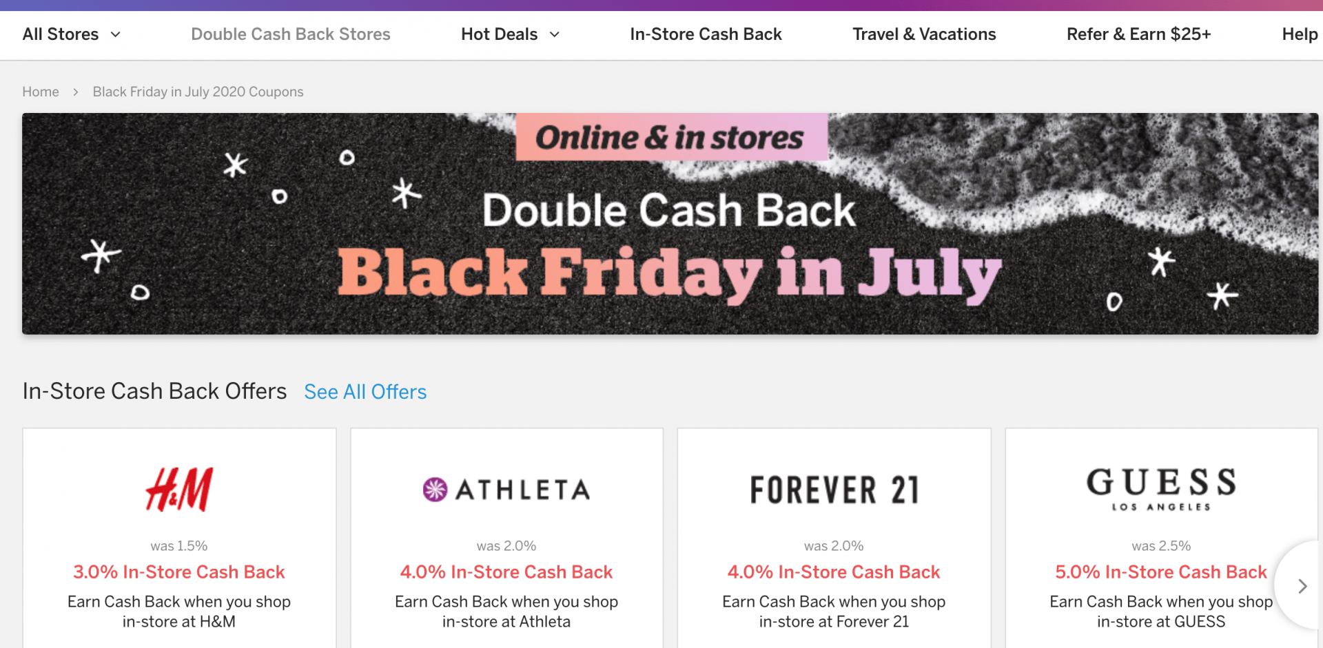 save money shopping with Rakautn