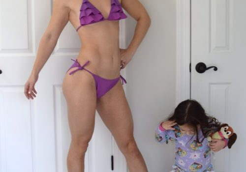 Competition Prep - Week 1 by popular New Jersey fitness blogger Fit Mommy in Heels