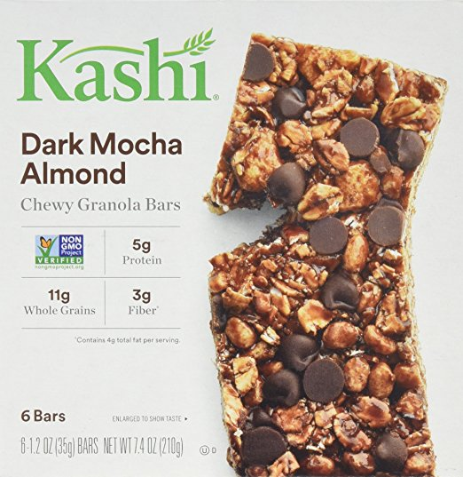 Dark Mocha Almond - Living with Hypoglycemia & Vasovagal Syncope by popular New Jersey fitness blogger Fit Mommy in Heels