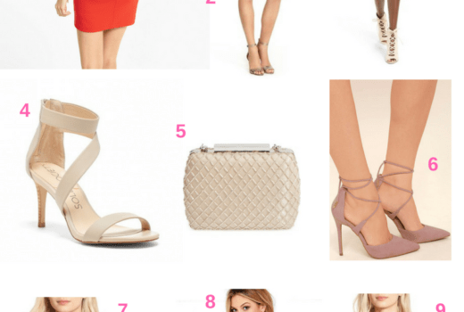 Valentines Date Night outfits by popular New Jersey fashion blogger Fit Mommy in Heels