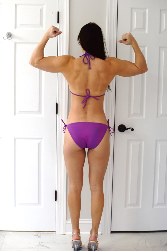 week 2 progress - Competition Prep - Week 2 Recap by popular New Jersey fitness blogger Fit Mommy in Heels