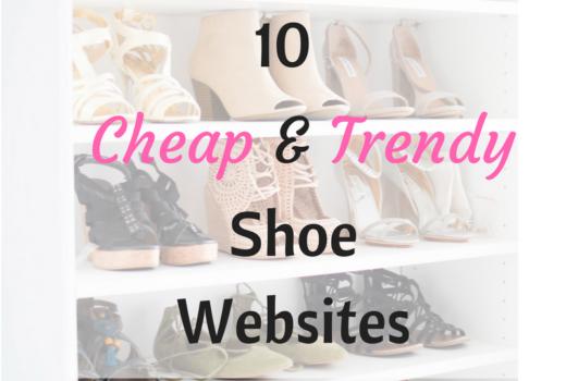 cheap shoe websites