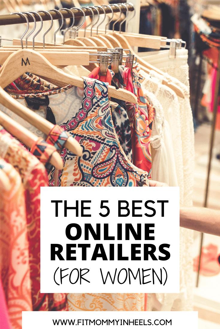 best online retailers for women