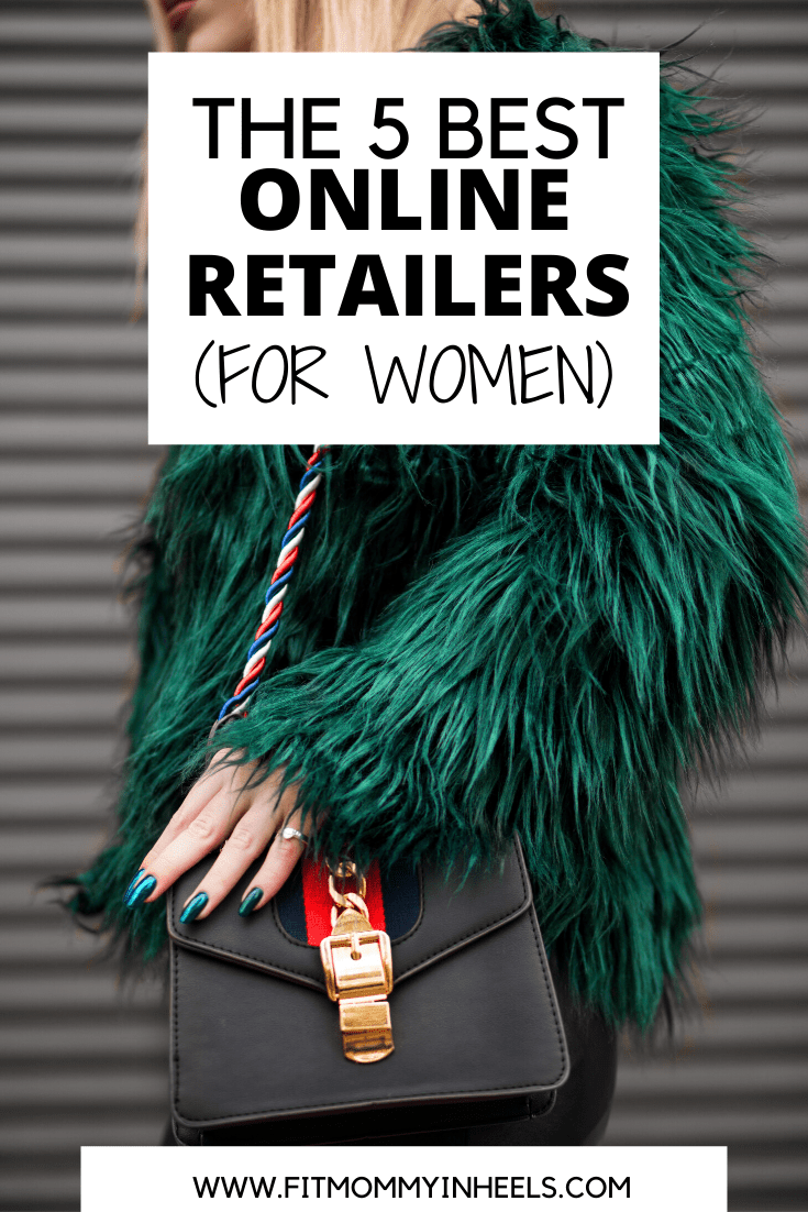 The 5 Best Online Retailers For Womens Clothing
