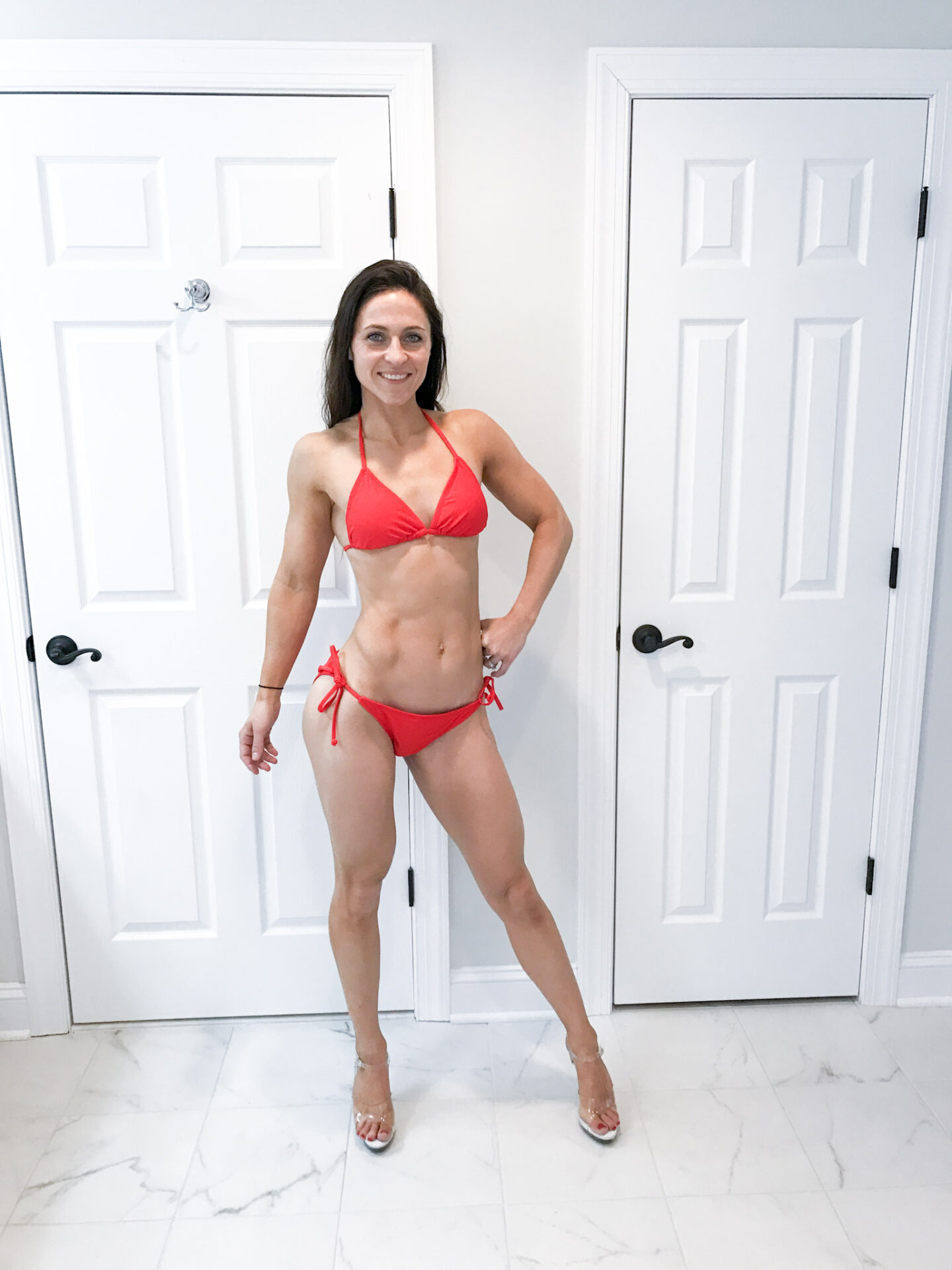 2 weeks out – Competition Prep Progress