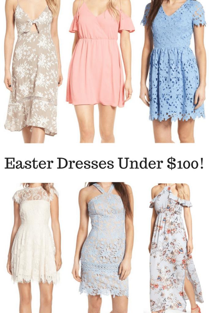 Easter Dresses under $100 – Mini, Midi & Maxi!