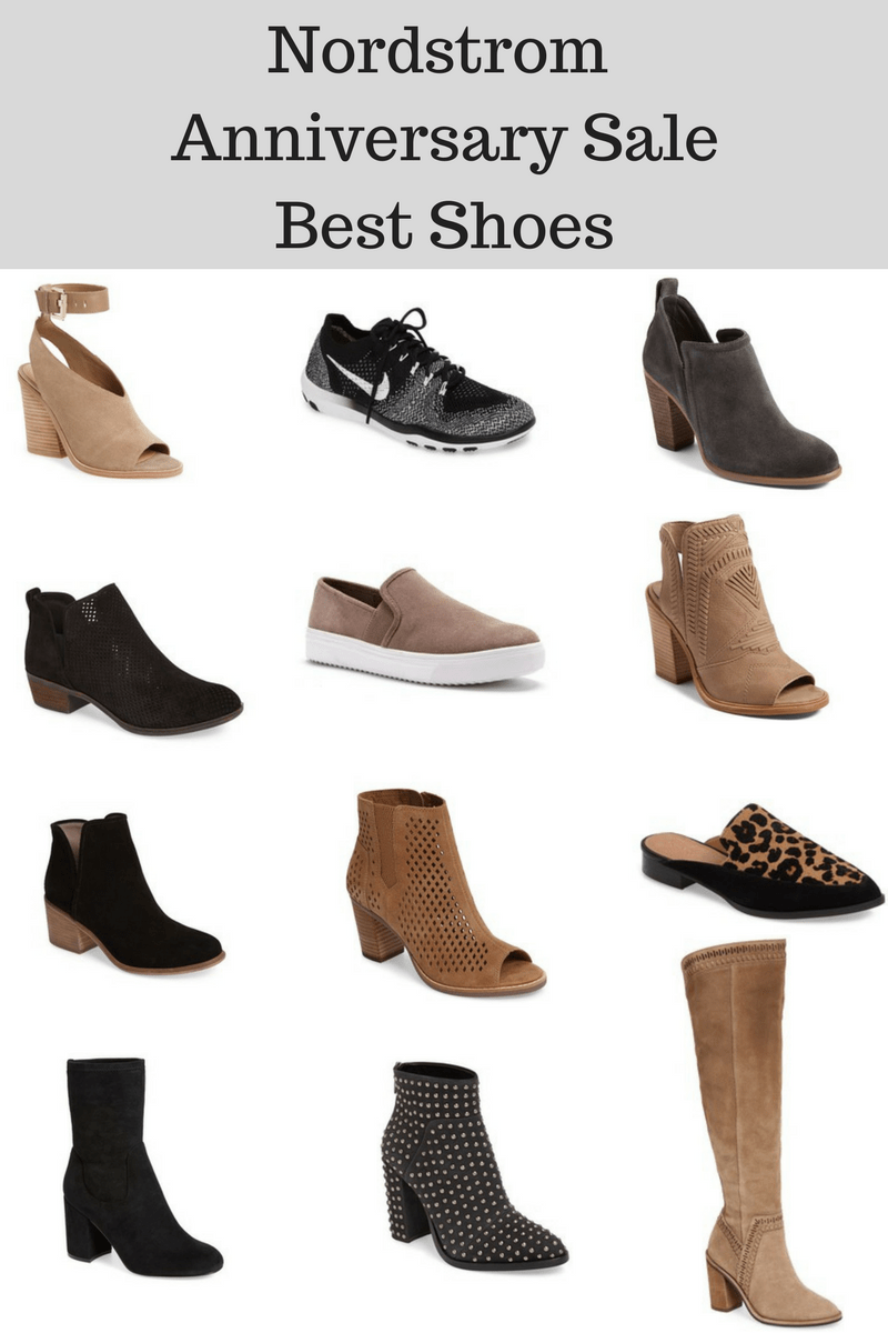 Nordstrom Anniversary Sale Best Shoes