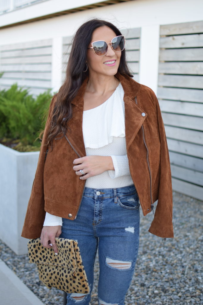 Top 5 Jackets for Fall (and a few dupes)!
