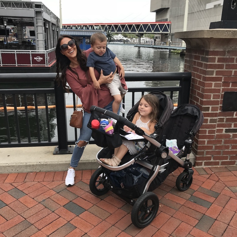 A Weekend In Baltimore Maryland with Toddlers - Where to stay, What to eat, Things to do by popular New Jersey lifestyle blogger Fit Mommy in Heels