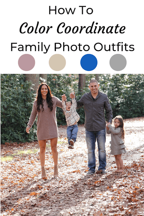 family photo outfits