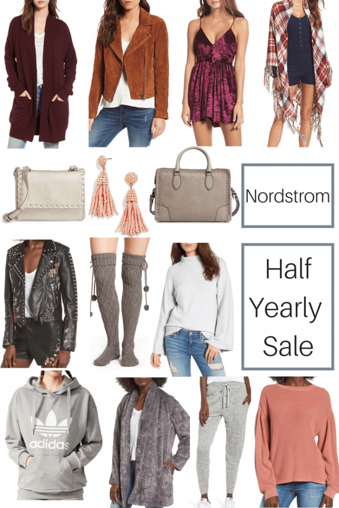 Nordstrom Half Yearly Sale & Why I Love Nordstrom So Much