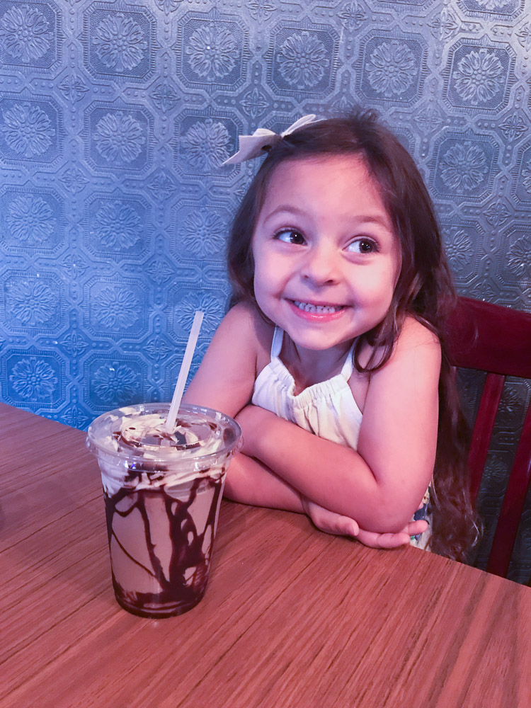 Miss Shirleys Cafe - A Weekend In Baltimore Maryland with Toddlers - Where to stay, What to eat, Things to do by popular New Jersey lifestyle blogger Fit Mommy in Heels