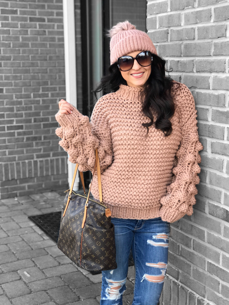 The Best Weekend Sales and the Cutest Pom-Pom Sweater