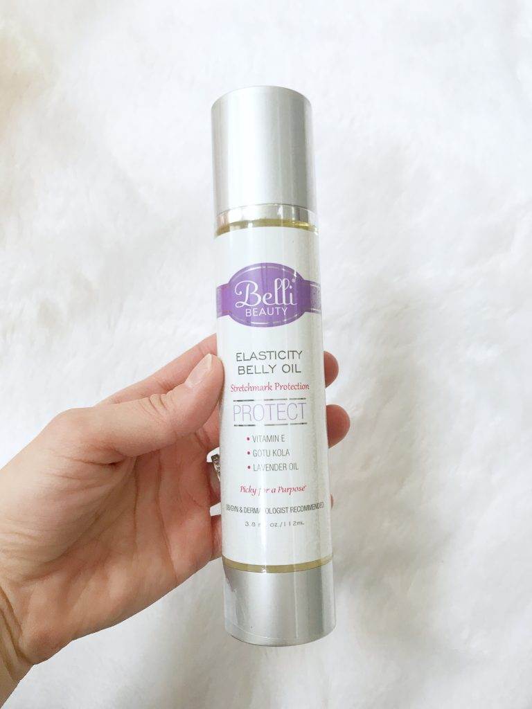 Tlasticity Belly Oil For Pregnancy