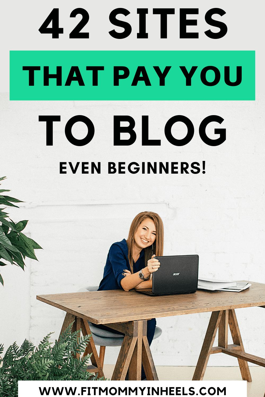 paid blogging jobs