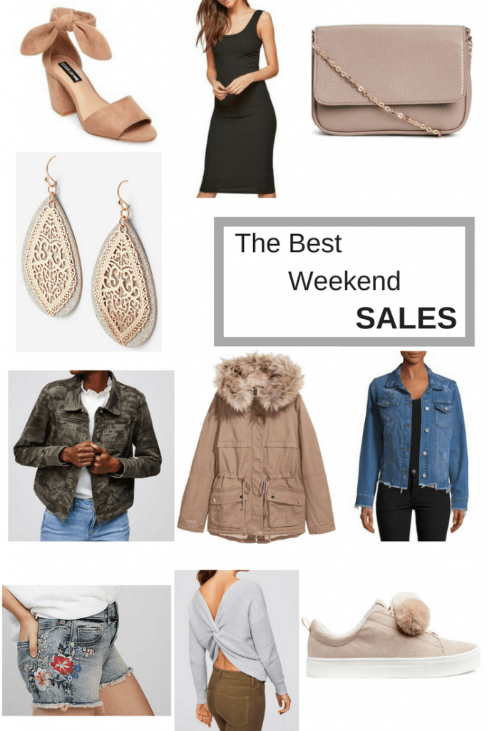 Weekend Sales Round Up & My Picks from Each Store 3/17/18