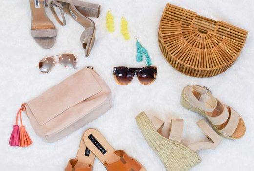 Must Have Spring Accessories by popular New Jersey style blogger Fit Mommy in Heels