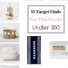 Target Finds