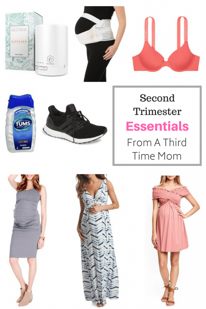 Second Trimester Essentials