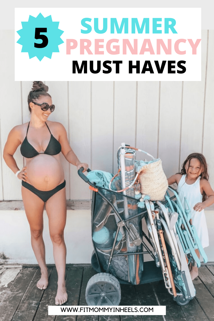 summer pregnancy must haves