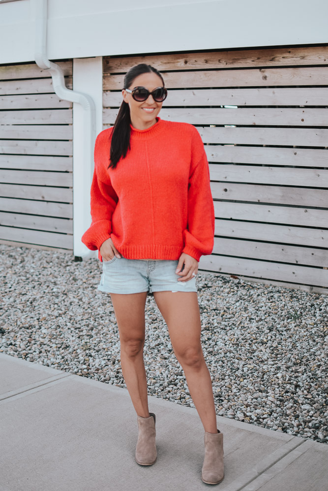 Fall Sweaters Under $50 & Trend Spin LinkUp