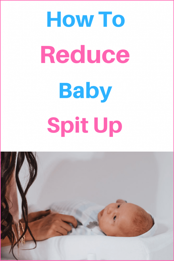 baby spit up