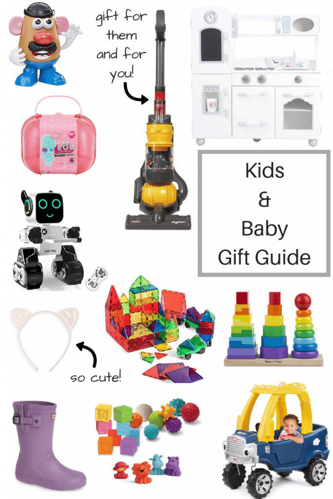 Baby & Kids Christmas Gifts