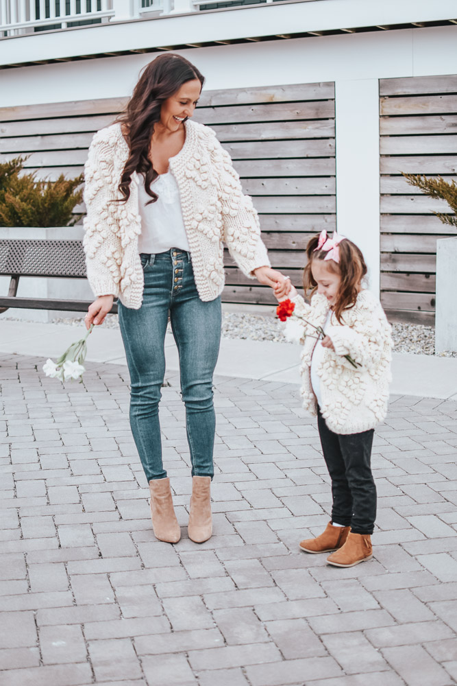 Mommy And Me Matching Sweaters With Chicwish
