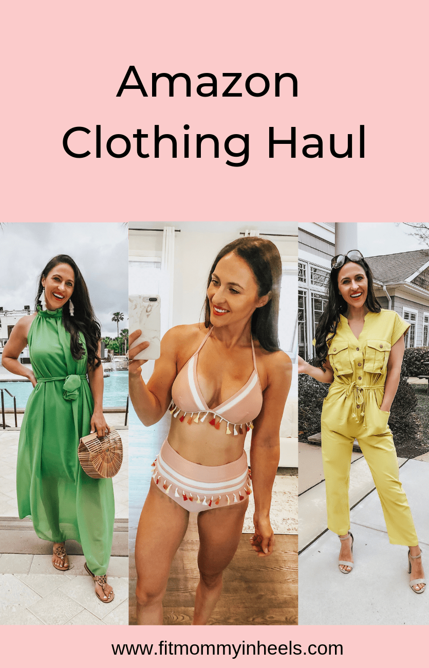 April Amazon Fashion Haul
