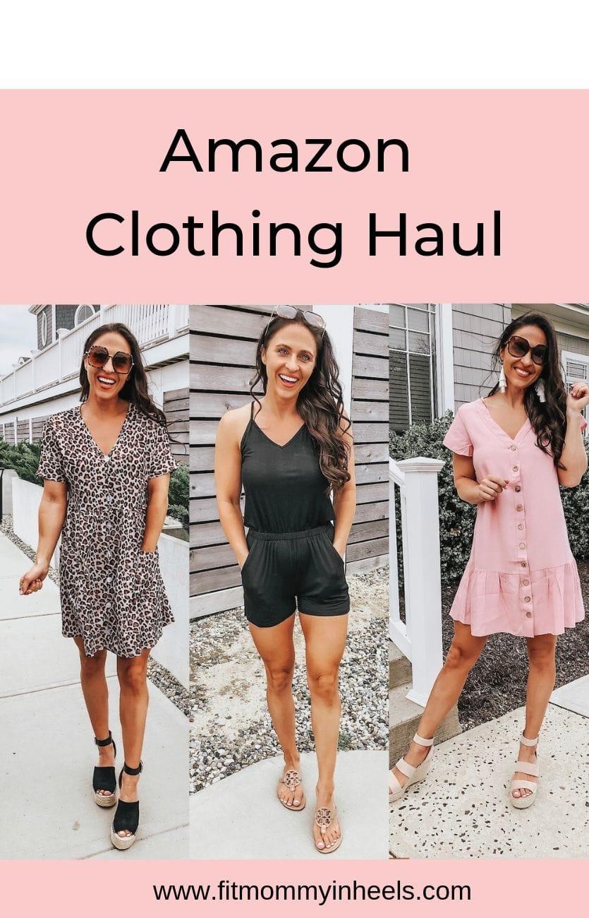 May Amazon Fashion Haul & Romper Giveaway!