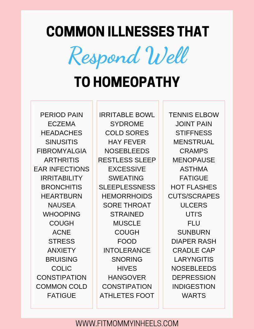 Homeopathy: A Beginner's Guide | Fit Mommy In Heels