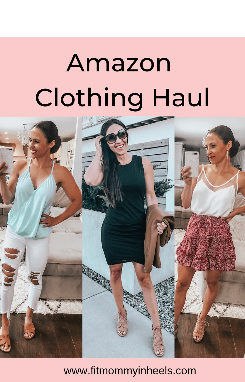 amazon clothing haul
