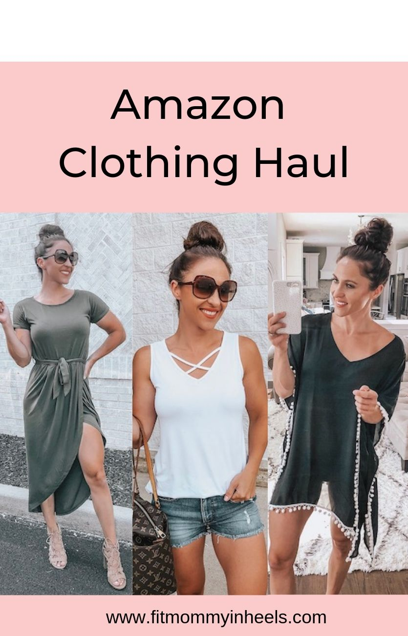 July Amazon Clothing Haul