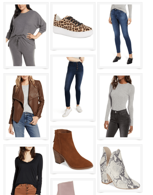 Nordstrom Anniversary Sale IN-STOCK Items