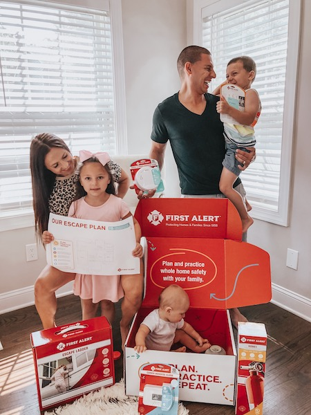 first alert emergency kit