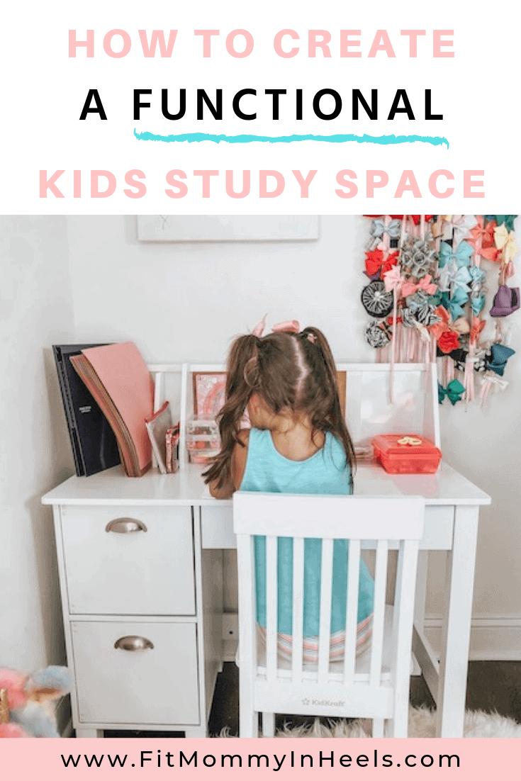 kids study space
