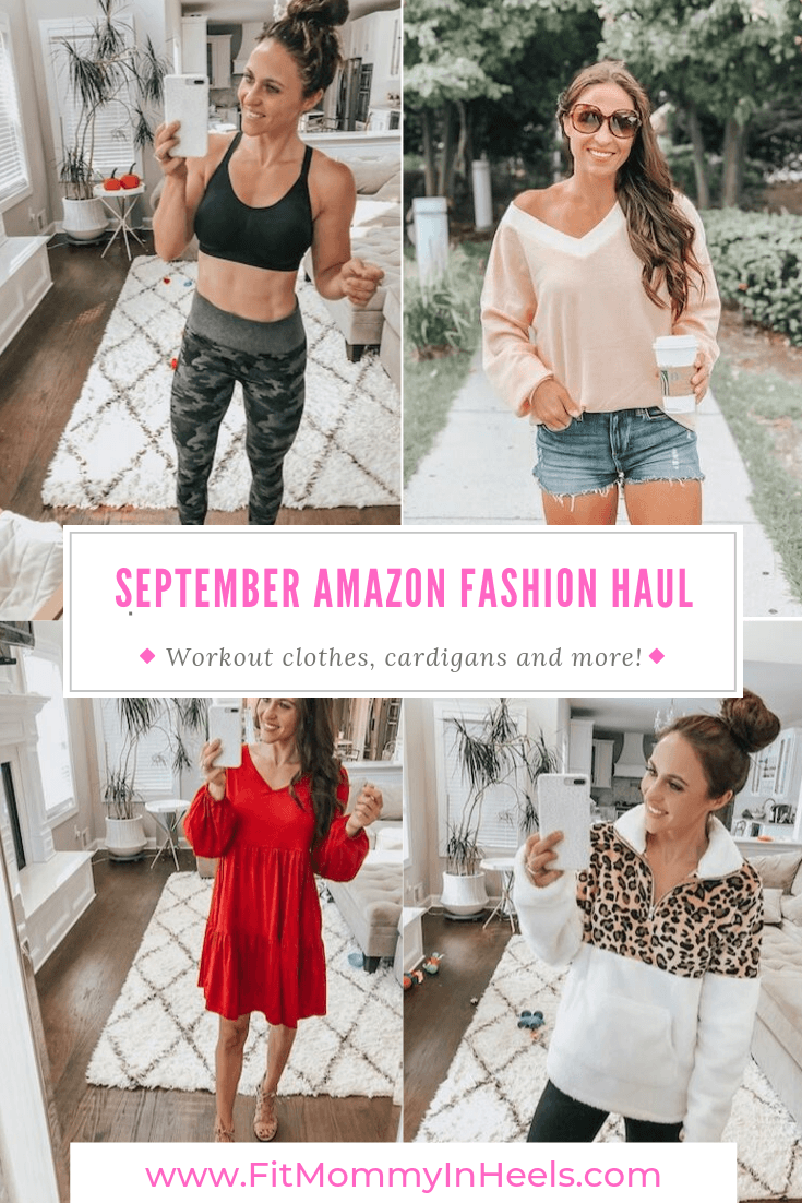 September Amazon Fashion Haul & Giveaway