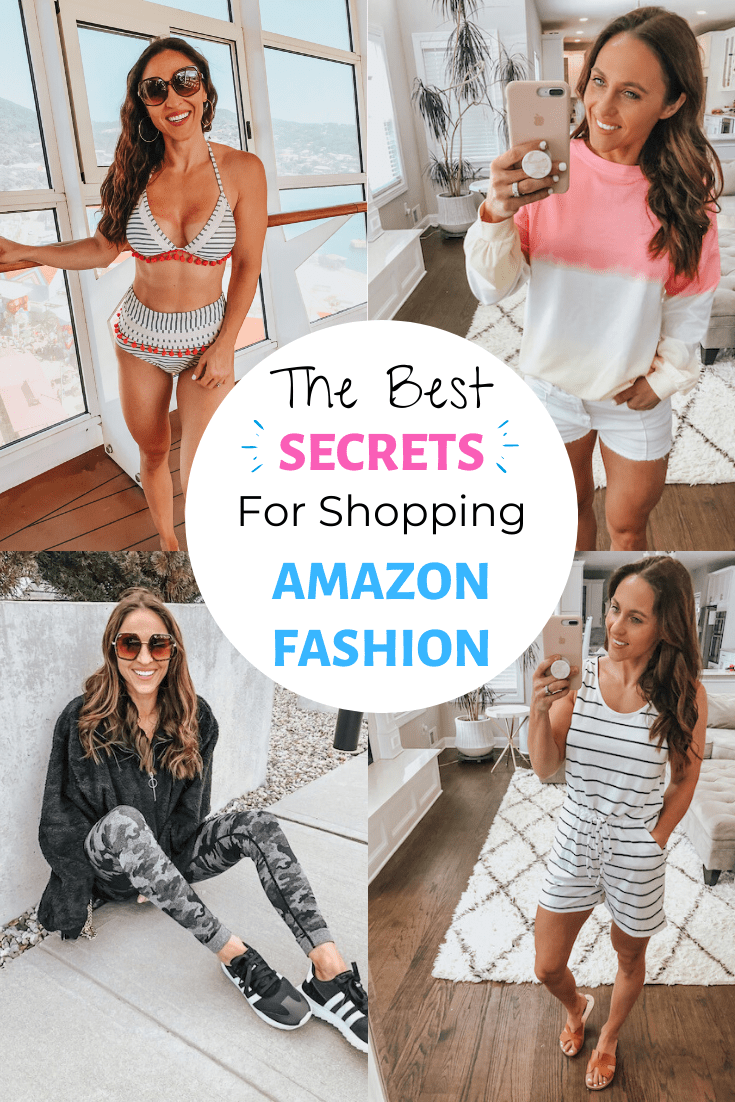 amazon fashion shopping hacks