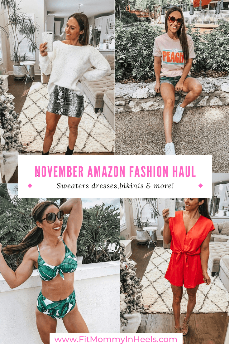November Amazon Fashion Haul