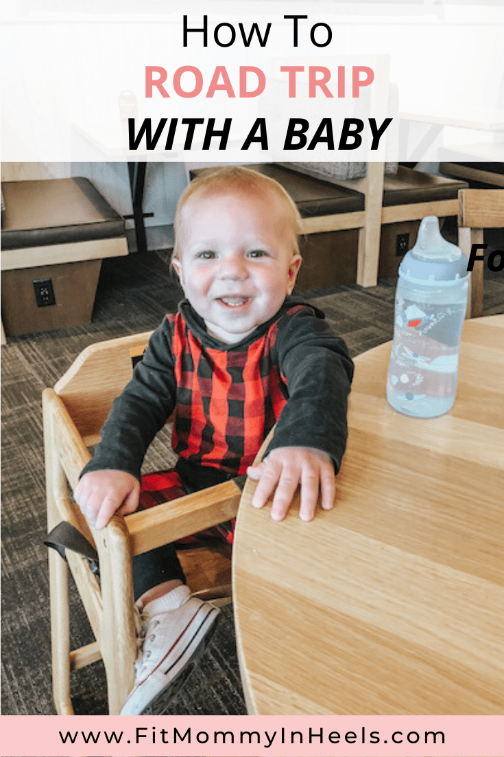 holiday travel with baby