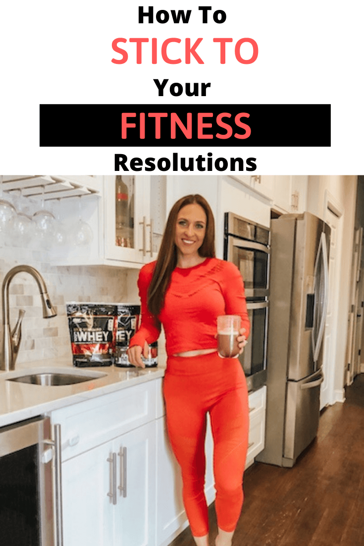 fitness resolutions