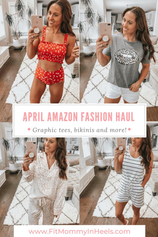 April Amazon Fashion Haul