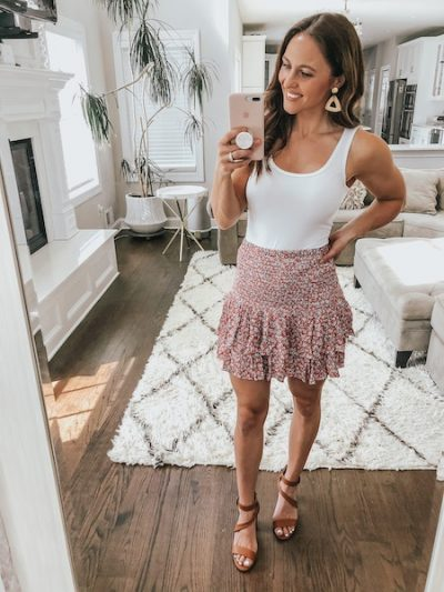 Affordable, Cute Outfits For Spring