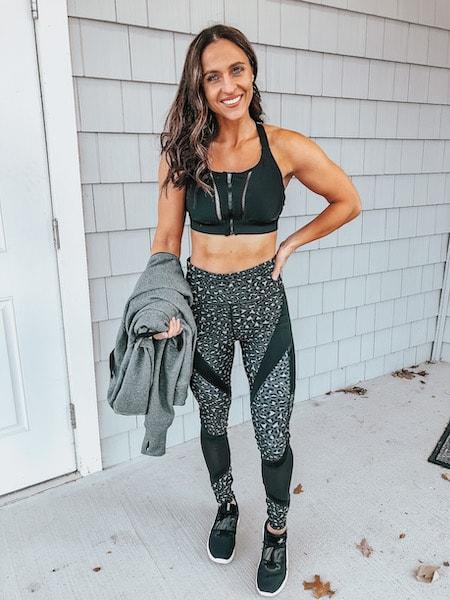 best matching workout sets