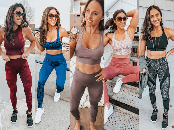 The 6 BEST Matching Workout Sets