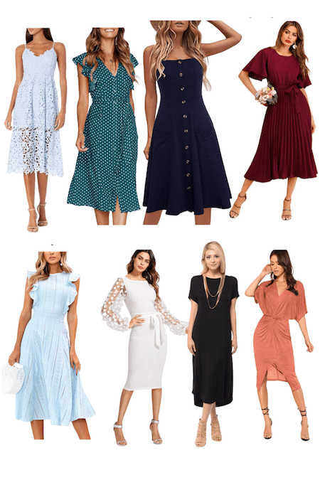 What Is A Midi Dress & How Do You Style It?